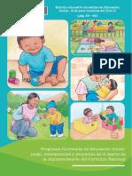 Entorno Educativo de Calidad en Educación Inicial - Guía para docentes del II CICLO