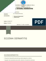 Dermatitis Dermatologia