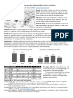 variation and spreading in pahoturi river final-n realization  handout