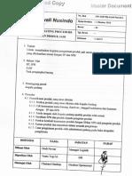 SOP Pengiriman Produk Jadi ( 1 Oktober 2014)