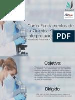 Curso química clínica