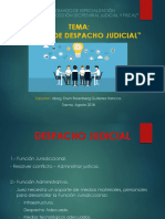 GESTION DE DESPACHO JUDICIAL.ppt