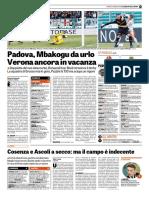 La Gazzetta Dello Sport 21-01-2019 - Serie B