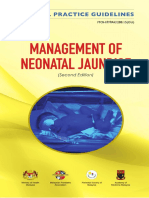 CPG Managment of Neonatal Jaundice (Second Edition)New