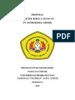 1cover Proposal Petrokimia
