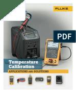 Temperature Calibration Brochure