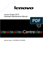 Lenovo Erazer x510 Hmm 20130826