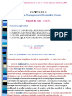 Suport curs 1 - Managementul Resurselor Umane