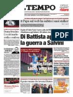 La Rassegna Stampa Nazionale e Umbra Del 21 Gennaio 2019