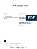Manual of Cancer Pain