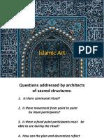 Islamic Art - Sacred Architecture