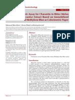 Hilmi Afthoni, Wahjudi, Kuswandi - 2018 - 27 Afthoni et al. Novel Scanometric Assay for Charantin in Bitter Melon ( Momordica charantia.pdf