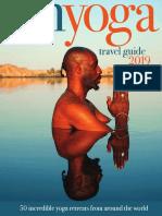 OM Yoga Magazine – November 2018