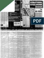 Structural Steel Design (BS Code)-MORRIS & Pulm