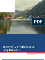 interpretation on pulmonary function test
