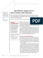 algorithm approach to OME