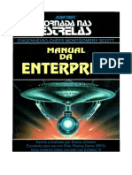 Jornada Nas Estrelas - Manual Da Enterprise - ToS - Shane Johnson