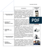 Chemical Analysis Tests Applied for Polymer Identification