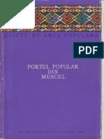 Florescu F.B. - Portul Popular Din Muscel (Caiete de Arta Populara) - 1957
