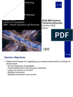 a104551_Upgrade to POWER9 PlanningSession