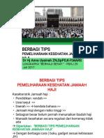 BERBAGI TIPS PEMELIHARAAN KESEHATAN JH 290717 RSHJ Share(1) (2).pdf