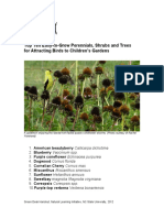 Top Ten Bird Attracting Plants.pdf