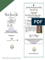2019-17 Feb-38 AP-1 Triodion - Tone _5_ Plagal 1- Publican & Pharisee