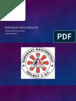 barangay bagumbuhay
