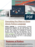 Learn to Code PDF