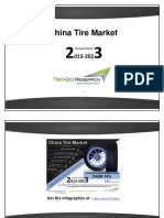 China Tire(Tyre) Market | Global Size & Forecast 2023
