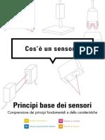 Keyence Scelta Dei Sensori