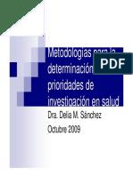 Presentación Msp Delia m. Sánchez
