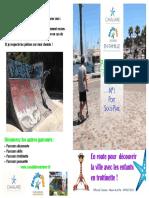 Cavalaire - Parcours Trottinette 1 Port