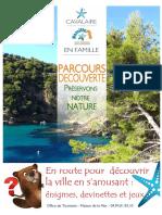 Cavalaire Tourisme - Parcours_decouverte