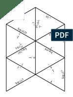 Logarithms Jigsaw Normal TARSIA