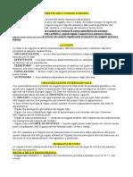 Diritto Dell'Unione Europea -- Mio