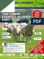 D&H Lambing List 2019