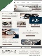 Holder Ciera Ecommerce Website