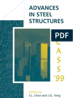 Advances in Steel Structures Vol.1
