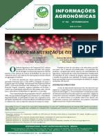 Informações Agronomica - 163 - Setembro de 2018