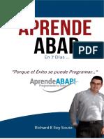 Aprende ABAP en 7 Dias (Spanish - Richard Eduardo Rey Souto