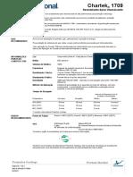 Revestimento epoxi betuminosos - FICHA DE INSPEÇÃO