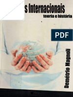 97023069 Magnoli Demetrio Relacoes Internacionais Teoria e Historia 2004