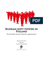 Russian soft power in Poland