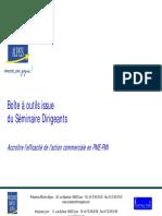 Management Directorial Accroitre l'Efficacité de l'Action Commerciale en PME-PMI