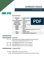 CV Bambang Sujana