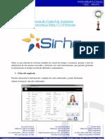 Características SOFTWARE Sirha v7.1 Enterprise Premiun