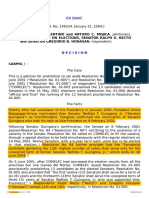 Tolentino v. COMELEC (2004)