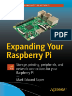 Expanding Your Raspberry Pi Storage, Printing, Peripherals, And Network Connections for Your Raspberry Pi