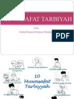 muwasafat tarbiyah
